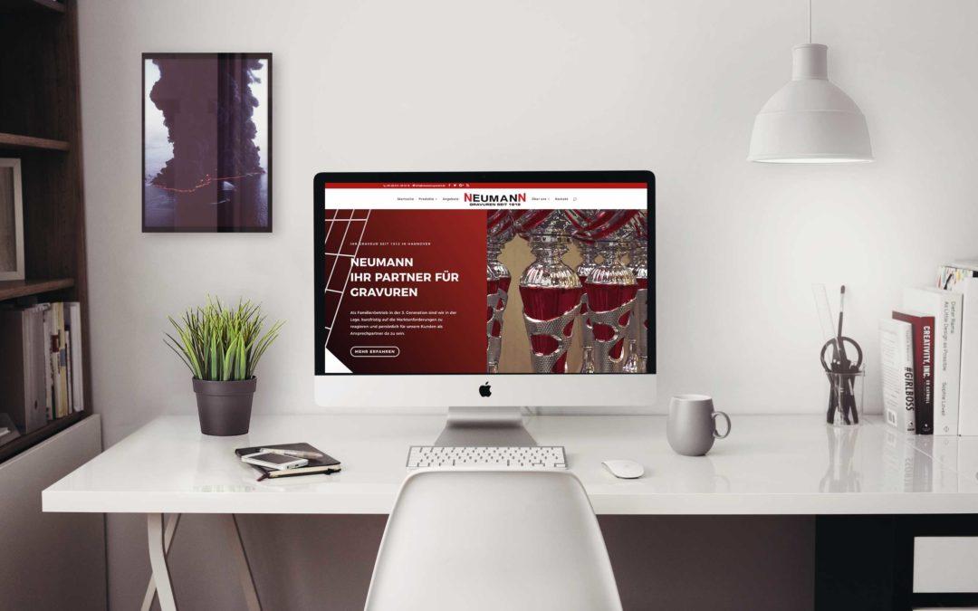 Unsere neue Webseite ist da!